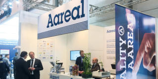 Messestand E World Aareal Bank